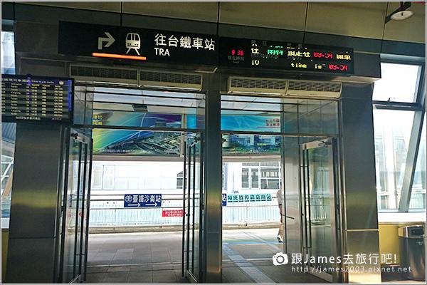 【台南旅遊】台南高鐵站、沙崙車站、台南車站、火車 04.JPG