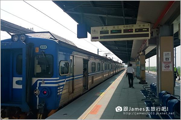 【台南旅遊】台南高鐵站、沙崙車站、台南車站、火車 12.JPG