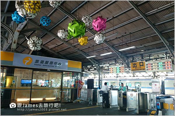 【台南旅遊】台南高鐵站、沙崙車站、台南車站、火車 13.JPG