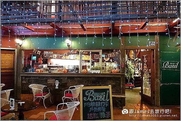 【台中美食】羅勒小館(SOGO百貨後面、舊書報館)_01.JPG