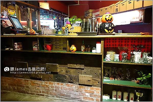 【台中美食】羅勒小館(SOGO百貨後面、舊書報館)_06.JPG