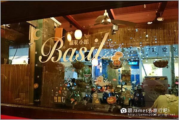 【台中美食】羅勒小館(SOGO百貨後面、舊書報館)_07.JPG