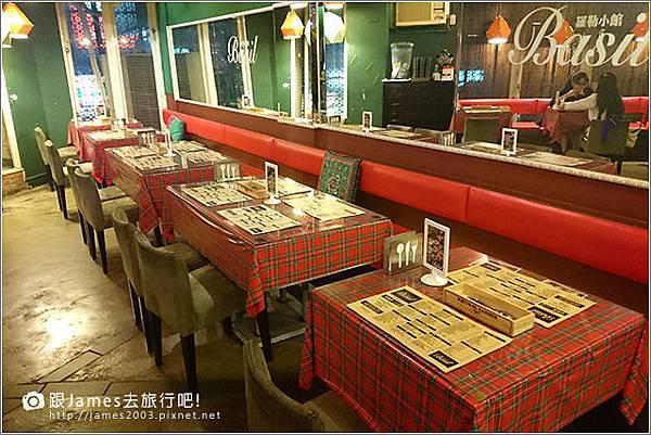 【台中美食】羅勒小館(SOGO百貨後面、舊書報館)_21.JPG