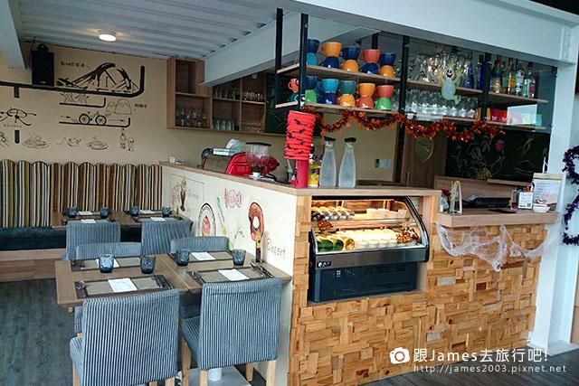 大坑餐廳、T.R Kitchen、咖啡廳、義大利餐廳、法國餐廳、藍天白雲橋03.JPG