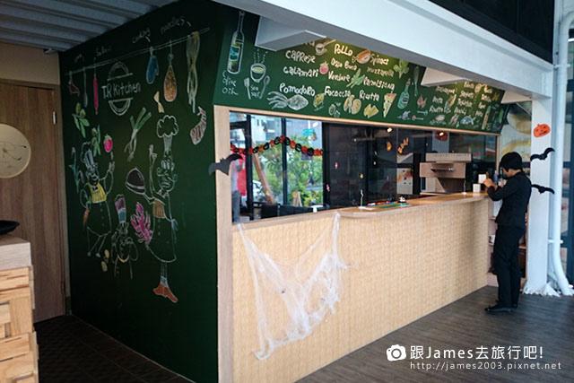 大坑餐廳、T.R Kitchen、咖啡廳、義大利餐廳、法國餐廳、藍天白雲橋04.JPG
