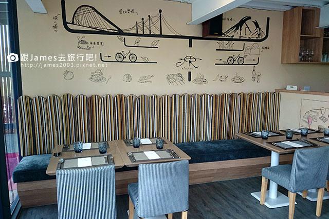 大坑餐廳、T.R Kitchen、咖啡廳、義大利餐廳、法國餐廳、藍天白雲橋08.JPG
