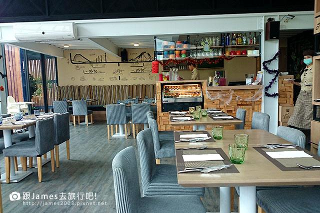 大坑餐廳、T.R Kitchen、咖啡廳、義大利餐廳、法國餐廳、藍天白雲橋07.JPG
