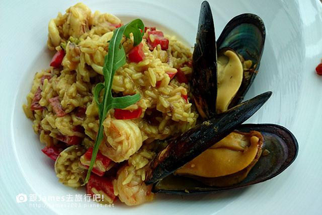 大坑餐廳、T.R Kitchen、咖啡廳、義大利餐廳、法國餐廳、藍天白雲橋19.JPG