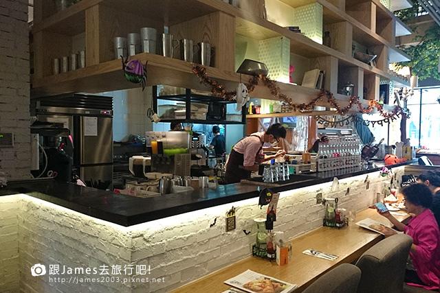 【台中美食】貳樓餐廳 Second Floor Cafe 公益店 聚餐06.JPG