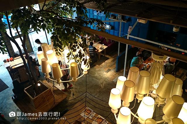 【台中美食】貳樓餐廳 Second Floor Cafe 公益店 聚餐05.JPG