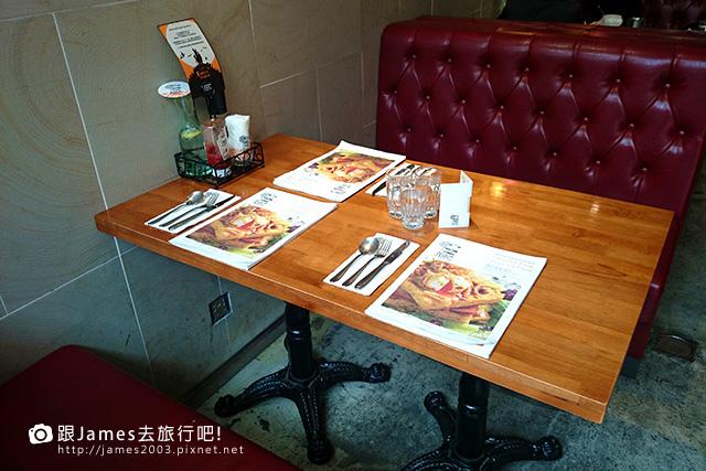 【台中美食】貳樓餐廳 Second Floor Cafe 公益店 聚餐07.JPG