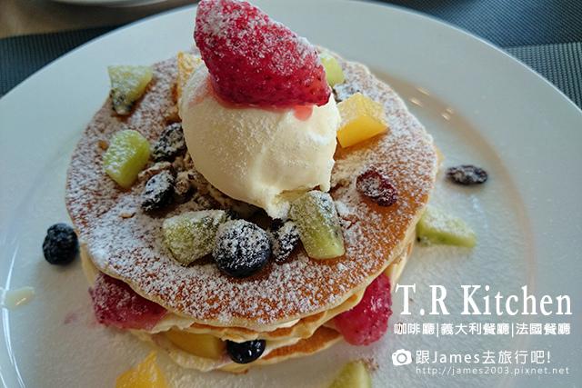 北屯大坑餐廳 -TR Kitchen 咖啡廳-下午茶-鬆餅 0.JPG