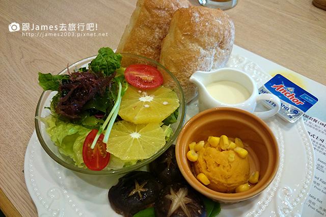 【台中美食】早午餐-梨子咖啡館(崇德店)16.JPG