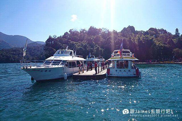 【南投景點】日月潭-遊湖-金鑽號電動客船16.JPG