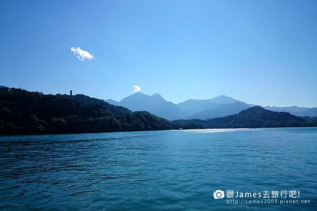 【南投景點】日月潭-遊湖-金鑽號電動客船18.JPG