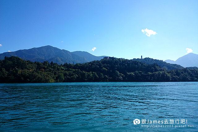 【南投景點】日月潭-遊湖-金鑽號電動客船19.JPG