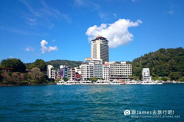 【南投景點】日月潭-遊湖-金鑽號電動客船25.JPG