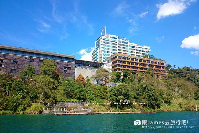 【南投景點】日月潭-遊湖-金鑽號電動客船30.JPG