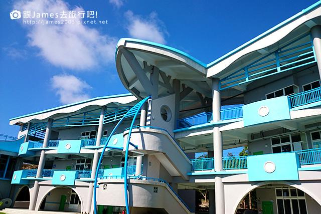 【小琉球之旅】海邊的藍色學校~琉球國民小學03.JPG