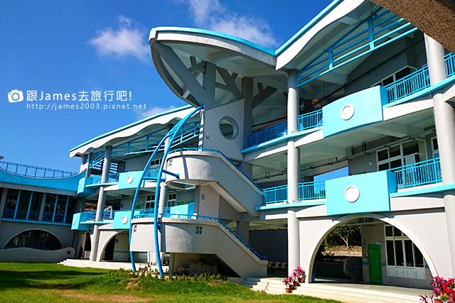 【小琉球之旅】海邊的藍色學校~琉球國民小學02.JPG