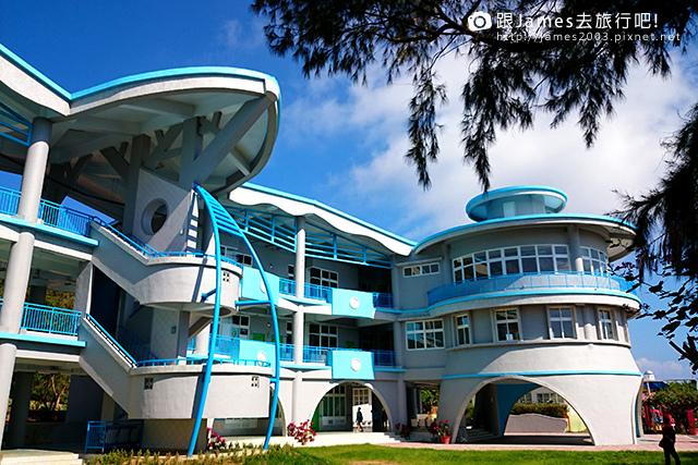 【小琉球之旅】海邊的藍色學校~琉球國民小學09.JPG