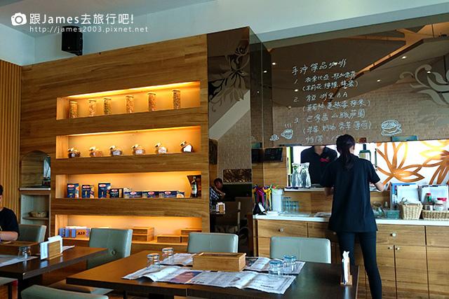 【台中美食】南區-金色藍廚洋食館-平價-意式料理-披薩04.JPG