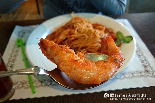 【台中美食】南區-金色藍廚洋食館-平價-意式料理-披薩10.JPG