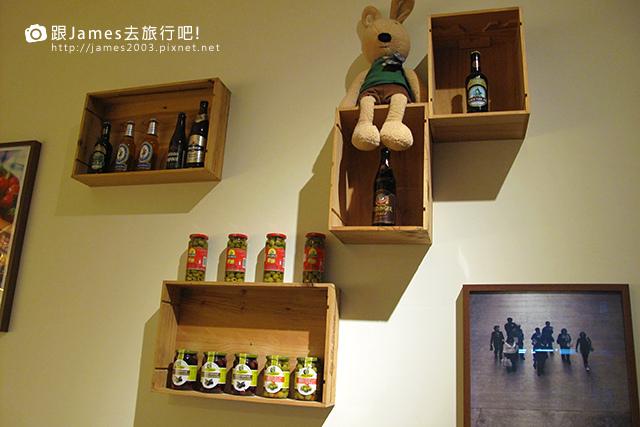 【台中美食】豆子洋食商行(豆子咖啡)-東海商圈小西門町04.JPG