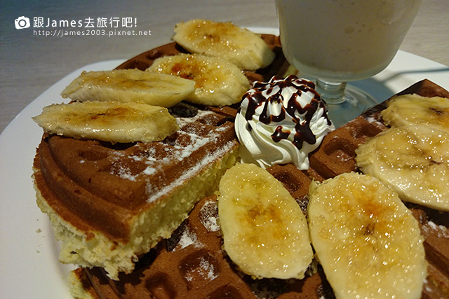 【員林美食】旅人咖啡館(員林店)下午茶、早午餐18.JPG