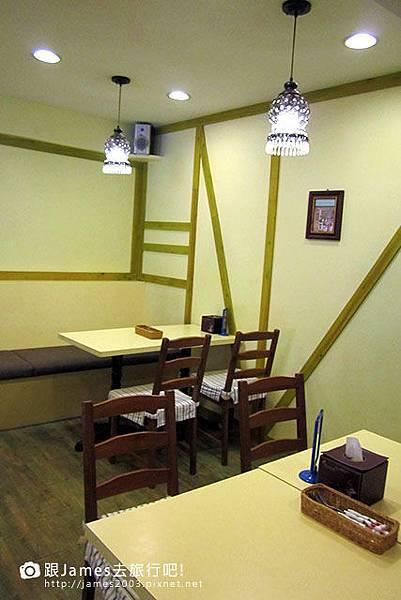 台北美食-天母商圈-下午茶-法蕾薄餅屋004.JPG