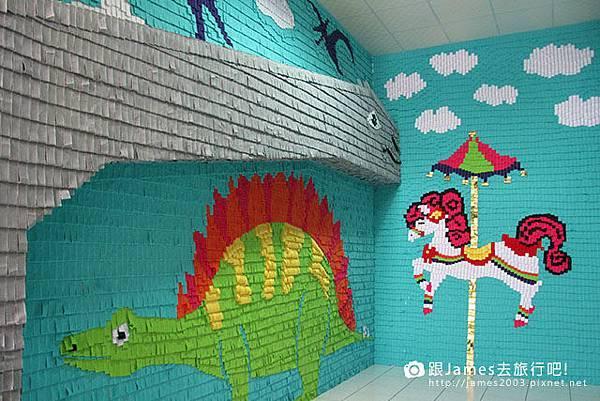 【彰化旅遊】美麗的緞帶王國-緞帶王觀光工廠(免費參觀)006.JPG