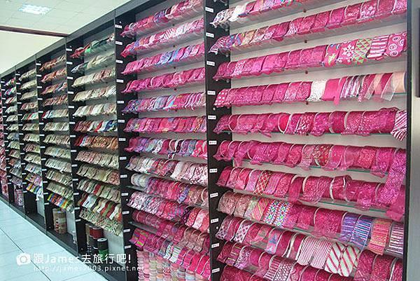 【彰化旅遊】美麗的緞帶王國-緞帶王觀光工廠(免費參觀)009.JPG