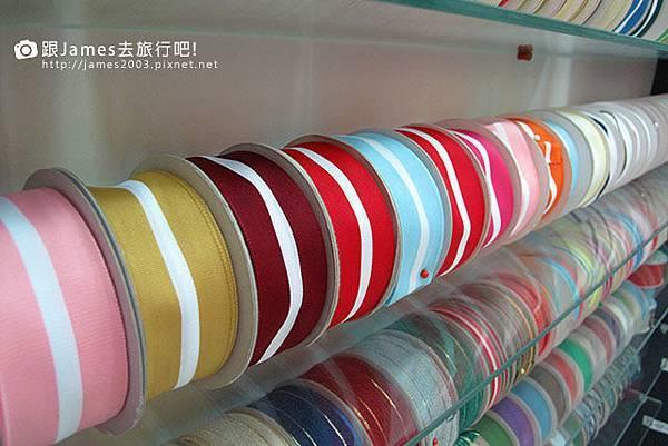 【彰化旅遊】美麗的緞帶王國-緞帶王觀光工廠(免費參觀)016.JPG
