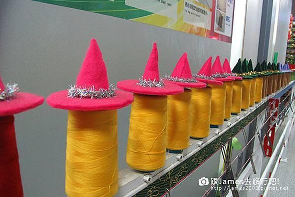 【彰化旅遊】美麗的緞帶王國-緞帶王觀光工廠(免費參觀)020.JPG