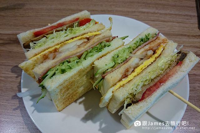 【台中美食】晴早咖啡早午餐(北屯、大坑)07.JPG