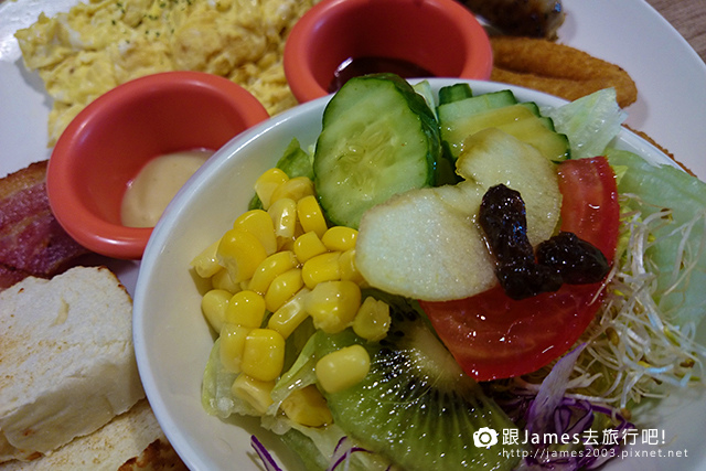 【台中美食】晴早咖啡早午餐(北屯、大坑)10.JPG