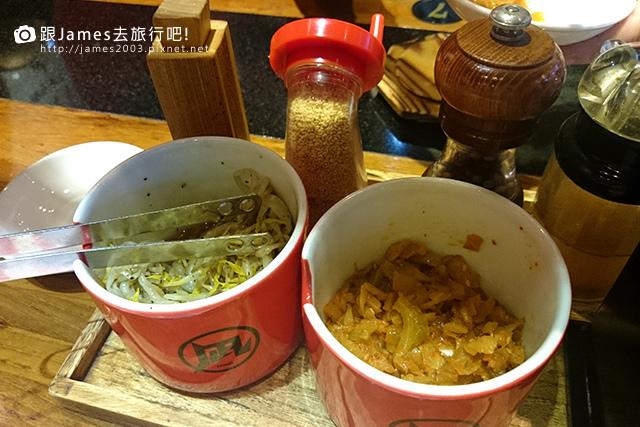 【台中美食】Ramen Nagi Taiwan(老虎城餐廳) 07.JPG