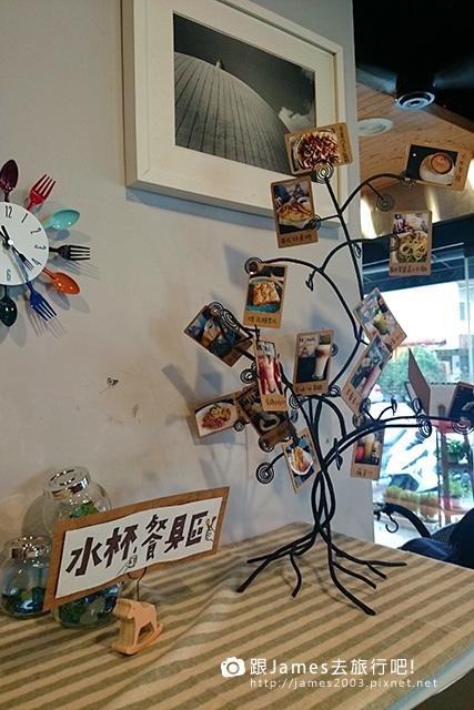 【台中美食】沙鹿靜宜聚餐聊天-小小迷路(咖啡、輕食、早午餐、下午茶) 05.JPG