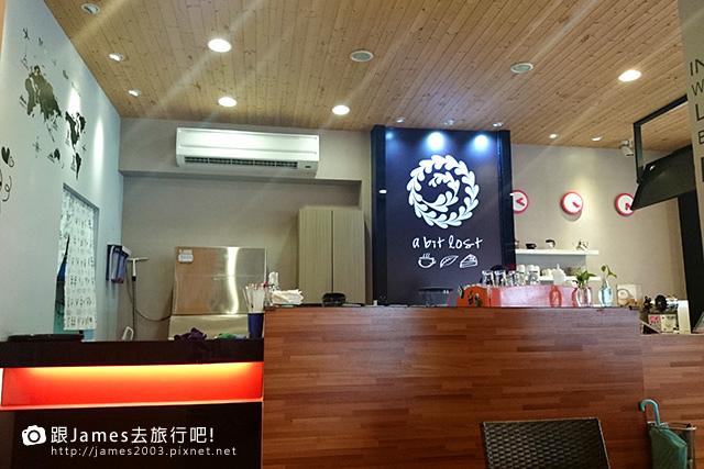 【台中美食】沙鹿靜宜聚餐聊天-小小迷路(咖啡、輕食、早午餐、下午茶) 03.JPG