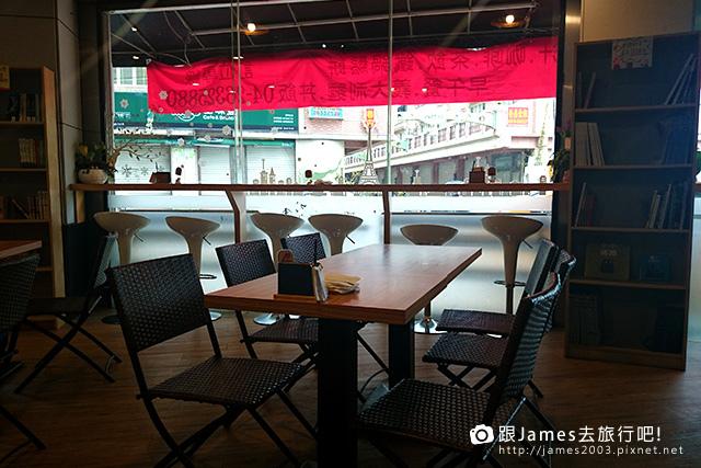 【台中美食】沙鹿靜宜聚餐聊天-小小迷路(咖啡、輕食、早午餐、下午茶) 04.JPG