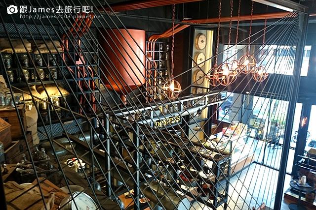 【台中美食】歐式工業風~多那之台中咖啡概念館(咖啡、蛋糕) 04.jpg
