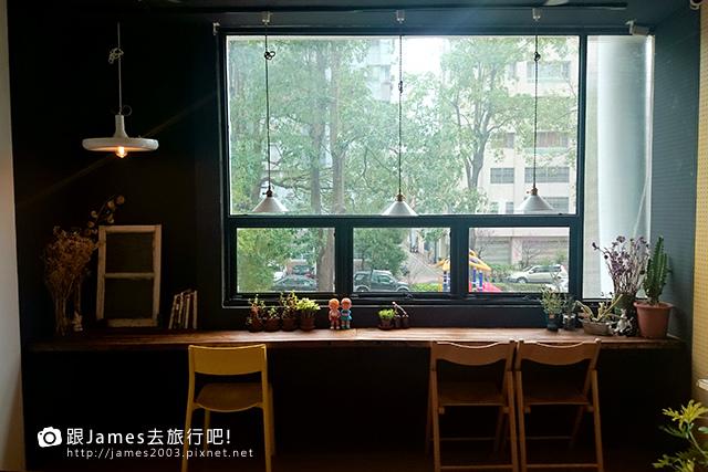 【台中美食】Hoyo Cafe 美術館、國王早餐、美術園道、早午餐、咖啡 04.JPG