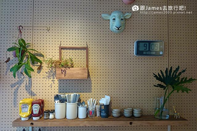 【台中美食】Hoyo Cafe 美術館、國王早餐、美術園道、早午餐、咖啡 07.JPG
