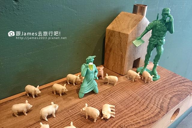 【台中美食】Hoyo Cafe 美術館、國王早餐、美術園道、早午餐、咖啡 14.JPG