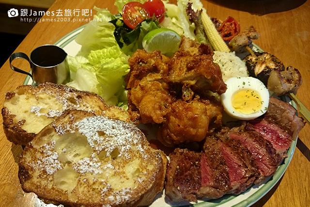 【台中美食】Hoyo Cafe 美術館、國王早餐、美術園道、早午餐、咖啡 21.JPG