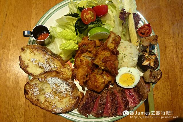 【台中美食】Hoyo Cafe 美術館、國王早餐、美術園道、早午餐、咖啡 23.JPG