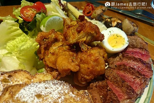 【台中美食】Hoyo Cafe 美術館、國王早餐、美術園道、早午餐、咖啡 22.JPG