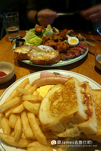 【台中美食】Hoyo Cafe 美術館、國王早餐、美術園道、早午餐、咖啡 31.JPG