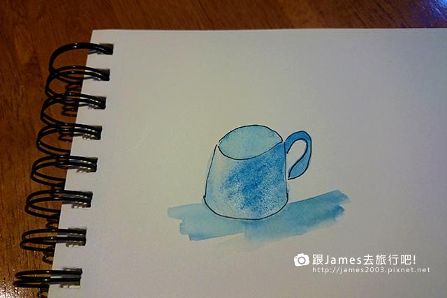 【台中美食】Hoyo Cafe 美術館、國王早餐、美術園道、早午餐、咖啡 33.JPG