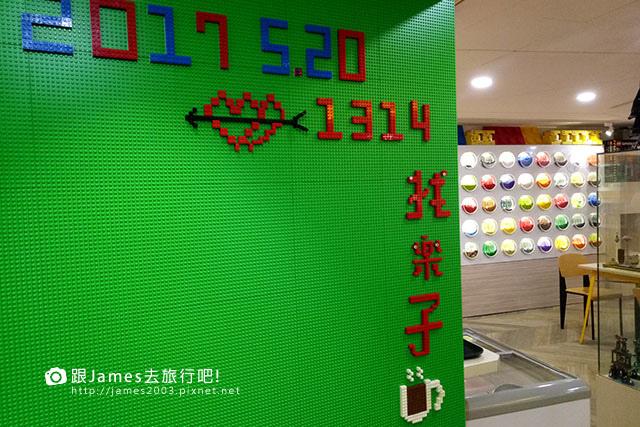 【台中簡餐】找樂子積木咖啡 樂高積木 07.jpg